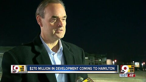 $270 million in development coming to Hamilton
