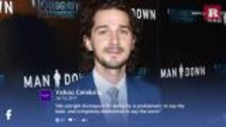 Shia LaBeouf apologizes after racist rant towards officer | Rare People - Video