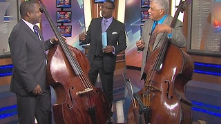 MSU School of Music welcomes world-renowned bassist Rufus Reid - Video
