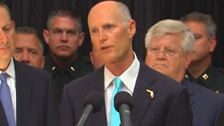 Governor Scott going to sign bill to fight Florida's opioid crisis - Video
