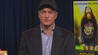 Actor Woody Harrelson - Video