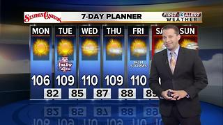 13 First Alert Weather for July 3 2017 - Video