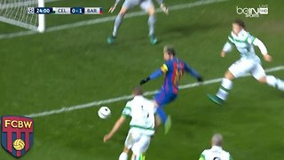 VIDEO: LIONEL MESSI GOAL VS CELTIC | HD. - Video