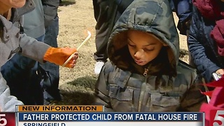 Vigil Held For Children Killed In Fire - Video