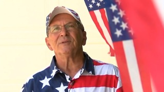 Meet the 'Fourth of July guy' - Video
