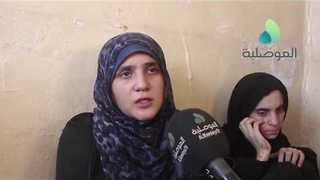Yazidi Women Freed From Islamic State in Old Mosul - Video