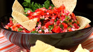 Strawberry Salsa - Video