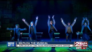 Matilda the Musical - Video