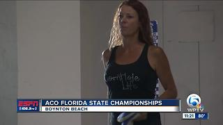 Boynton Beach hosts ACO Cornhole State Championships - Video