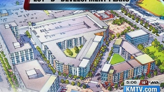 Lot B plans unveiled - Video