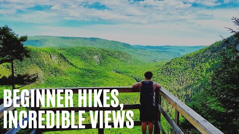 Beginner Hikes In Quebec That Will Give You All The Views