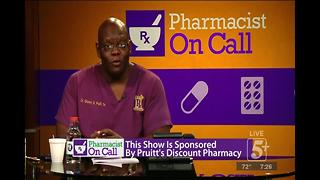 Pharmacist on Call: June 2017 Pt. 3 - Video