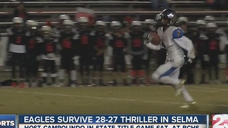 BCHS set to host Bakersfield's 1st state championship in the modern era - Video