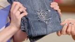 Distress Your Denim TONIGHT! - Video