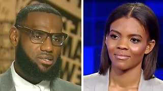 Candace Owens: LeBron James is ignorant about politics - Video