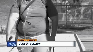 Wisconsin obesity rate costs big - Video