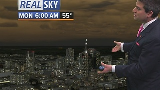 Henry's Evening Forecast: Sunday, January 1, 2017