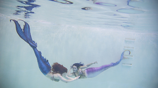Inside Seattle's Mermaid Community - Video