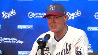 Royals Skipper ready for rest during All Star break - Video