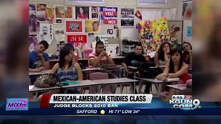 Judge blocks ban on TUSD ethnic studies