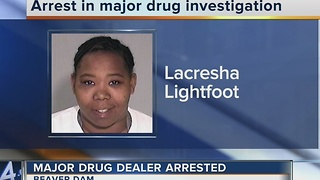 Beaver Dam woman accused of operating major drug ring - Video