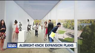 Albright-Knox Expansion Plans - Video