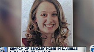 Search conducted in Berkley in connection to missing Farmington Hills woman Danielle Stislicki