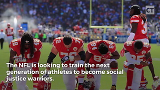 NFL Begins Social Justice Training - Video