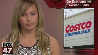 Meeting on Costco Plans for East Lansing tonight - Video