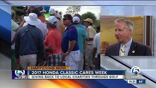 2017 Honda Classic Cares week - Video