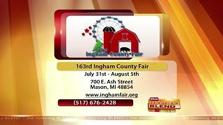 Ingham County Fair - 6/20/17 - Video