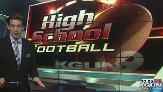 Friday Night Football: High School State Semi-Finals - Video
