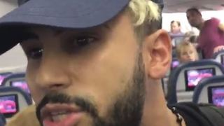 YouTube Star Accuses Delta of Removing Him From Flight for Speaking Arabic - Video
