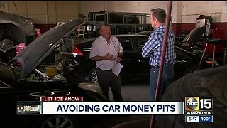 Buying a used car? Consider these tips first - Video