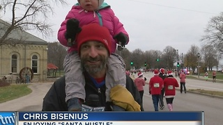 Santa Hustle 5K - Video