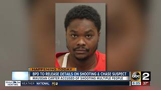 Police identify man from car chase, suspect in multiple shootings - Video