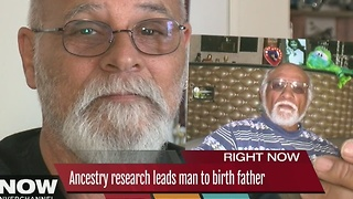 Northglenn man finds birth father after 61 years - Video