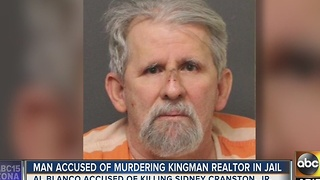 Man arrested accused of murdering Kingman realtor - Video
