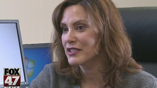 Gretchen Whitmer announces she is running for Michigan Governor - Video
