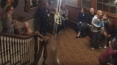 Couple Discovers Odd Detail In  Photo They Took At The Shining Hotel