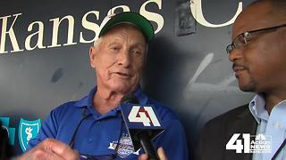 WEB EXCLUSIVE: Royals Hall of Famer George Toma remembers career - Video
