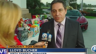 Holiday Toy Drive - Video