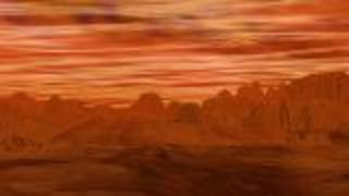 Waves on Venus - Video