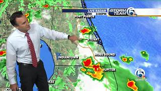 3 p.m. Friday weather update - Video