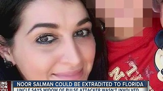Noor Salman could be extradited to Florida - Video