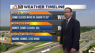 Jeff Penner Saturday Morning Forecast  3 Update 6 10 17 - Video