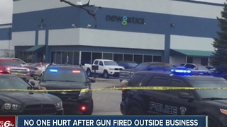 Ex-employee arrested after firing gun outside Fishers business - Video