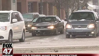 Prepare for frigid temperatures - Video