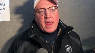 12/29 NHL's Bill Daly discusses Olympics, Winter Classic - Video