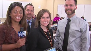 Teacher of the Week: Lindsay Andrews - Video